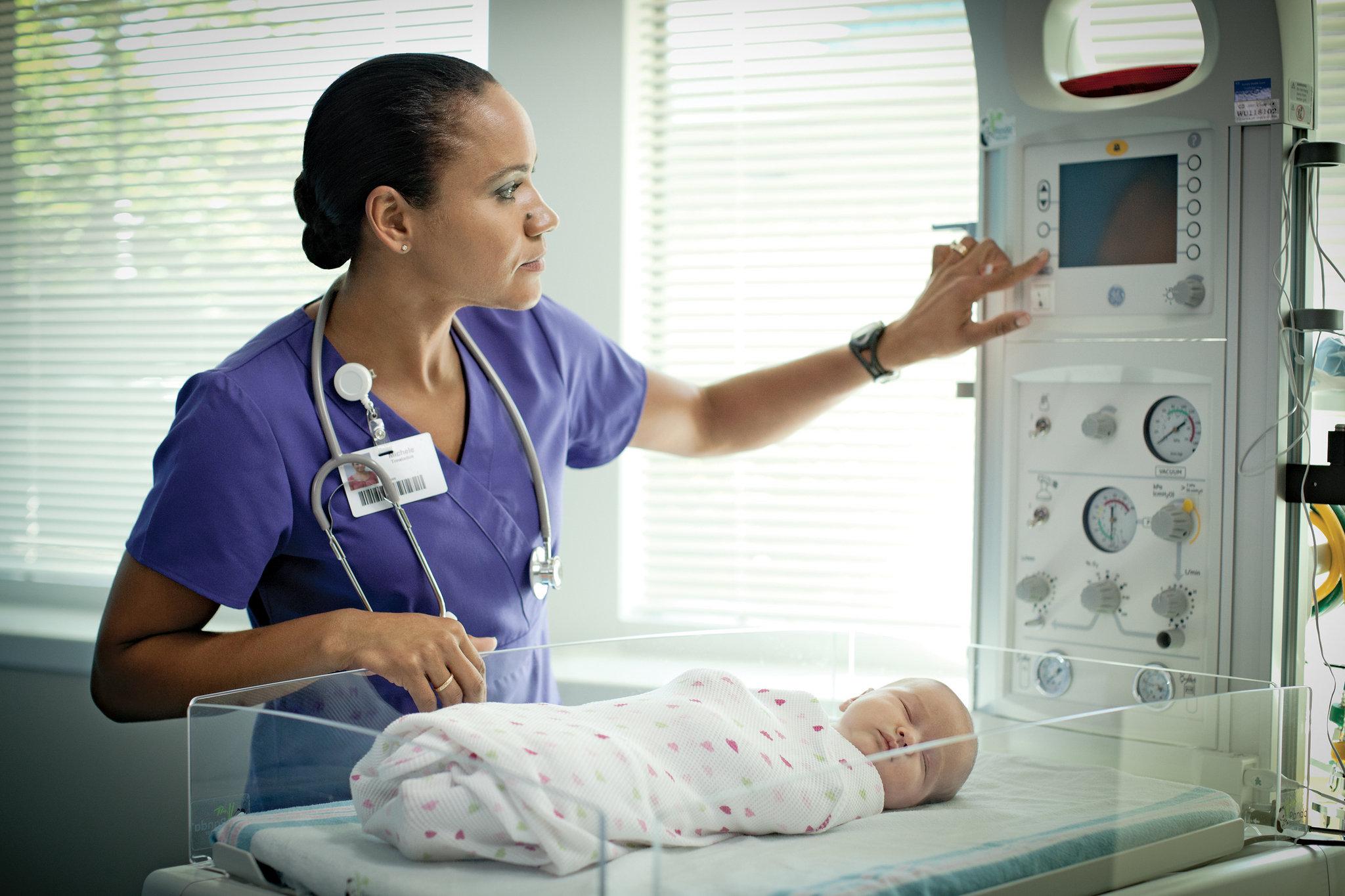 biblioteca virtual enfermagem enfermeiro recém nascido dor