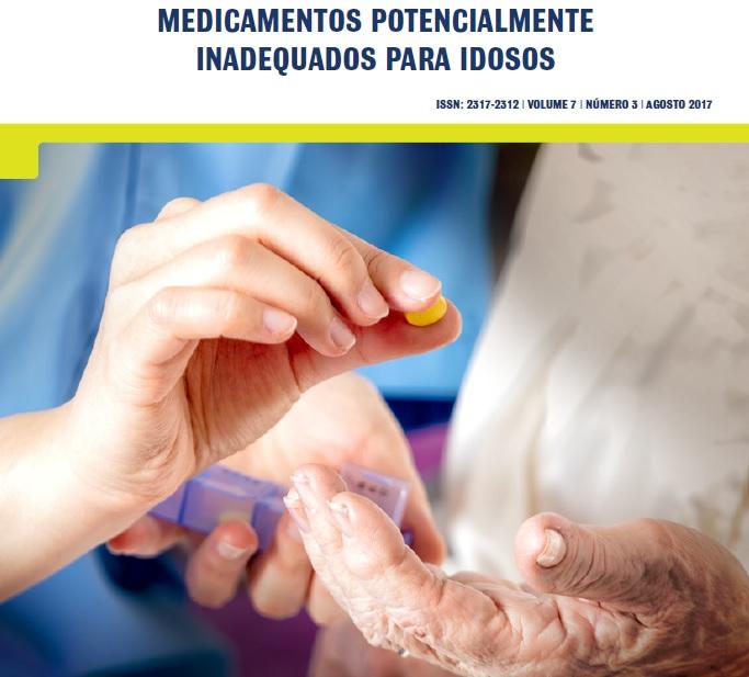 biblioteca virtual enfermagem - cofen - coren - Medicamentos potencialmente inadequados para idosos