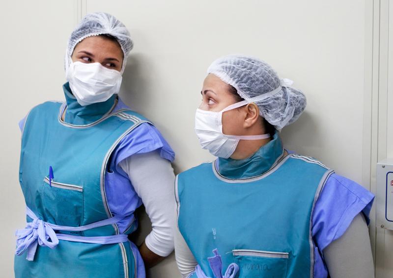 identidade profissional da enfermeira