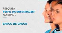 Banner Pesquisa Perfil da Enfermagem no Brasil