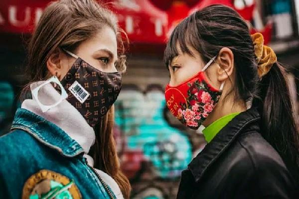 Máscaras de proteção respiratória de uso não profissional