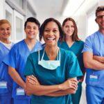 Características Gerais da Enfermagem: o Perfil Sócio Demográfico
