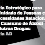 Guia estratégico para o cuidado de pessoas com necessidades relacionadas ao consumo de álcool e outras drogas: guia AD