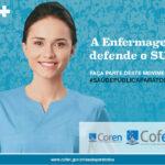 Pandemia COVID-19: Formação e Atuação da Enfermagem Para o Sistema Único de Saúde