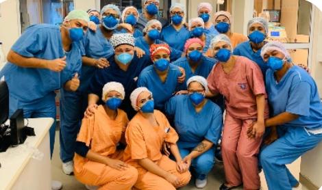 Enfermagem do Instituto Central do HC Compartilha Experiências no Enfrentamento à Covid-19