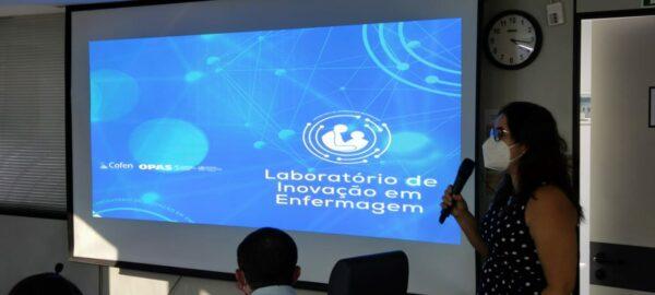 Cofen e OPAS Fecham Parceria Para o 2º Laboratório de Inovação em Enfermagem